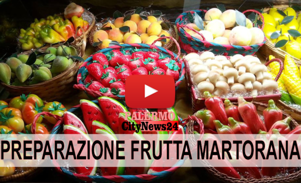 Preparazione e Decorazione della Frutta Martorana | La VIDEO RICETTA e i trucchi segreti