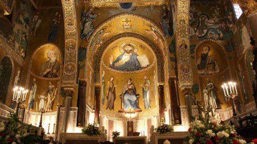 La Cappella Palatina è l'unica chiesa italiana tra le 23 più belle al mondo secondo il Daily Telegraph