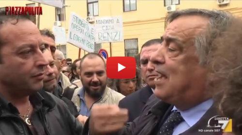 La7 Piazzapulita – ll viaggio di Matteo Renzi in Sicilia tra contestazioni e proteste |IL VIDEO