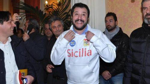 """Salvini a Palermo, organizzatori costretti a cambiare la location della festa: """"Troppe richieste!"""""""