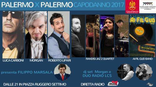 Capodanno 2017 in piazza Politeama a Palermo |Ecco il programma