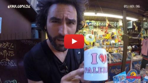 """""""Maraton Man"""" – Programma della TV Spagnola esalta le bellezze di Palermo  IL VIDEO"""