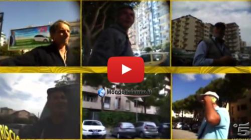 Striscia La Notizia – Il posto fisso (in strada) a Palermo: ecco cosa succede se provi a soffiarglielo  VIDEO