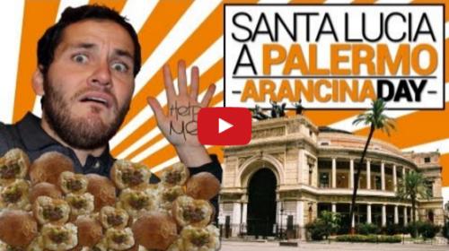 Santa Lucia, ecco come il palermitano vive questo giorno | VIDEO – #ArancinaDay