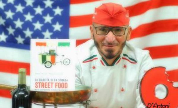"Lo Street food di Nino 'U Ballerino conquista il ""Festival of Song Usa 2017"" di New York"