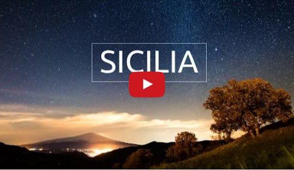 Lo spettacolare VIDEO sulla Sicilia che sta facendo innamorare il mondo