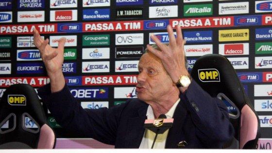 """Zamparini: """"Trattativa chiusa, la squadra andrà agli americani"""""""