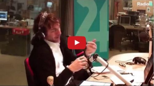 Radio24 – Cruciani e Parenzo vengono insultati in diretta da un palermitano: Ecco cosa è successo  IL VIDEO