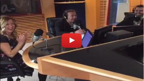 Mega Concerto di Radio Italia a Palermo: Ecco il momento dell'annuncio in diretta VIDEO