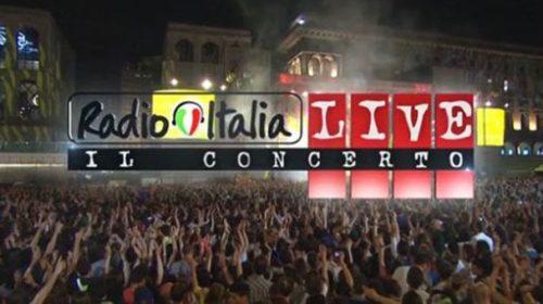 A Palermo il Concertone di Radio Italia con i big della musica italiana |Ecco quando