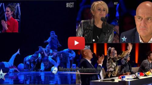 Italia's Got Talent 2017, da Palermo i Baroaonda emozionano tutti e fanno qualcosa di mai visto prima |IL VIDEO
