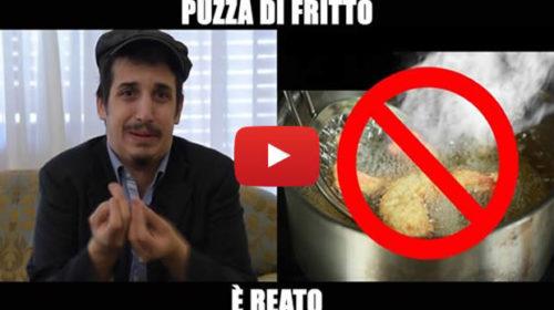 """La puzza di fritto è reato, """"ma noi in Sicilia come faremo?"""" L'esilarante VIDEO di Roberto Lipari"""