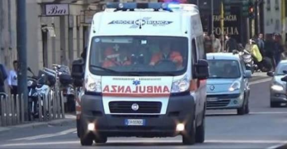 Palermo, maxi tamponamento in Viale Regione: Quattro feriti c'è anche un bimbo