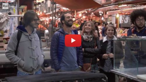 """Food Markets"" cucina a km 0 a Palermo: Ecco lo speciale documentario di Rai1 