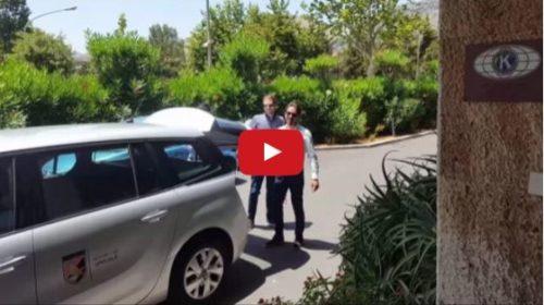 Palermo, Baccaglini arriva in hotel a Mondello: Ecco le sue parole |VIDEO