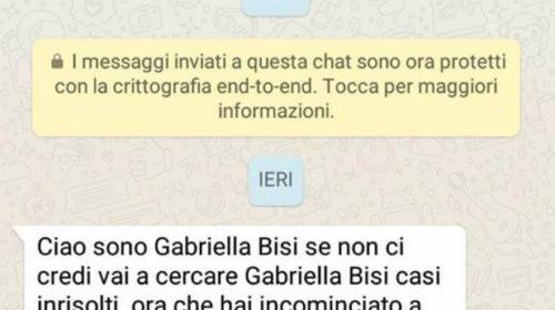 Minacce di morte su WhatsApp ad un ragazzo palermitano, indaga la polizia postale