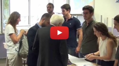 Elezioni a Palermo, ha votato anche il presidente della Repubblica Mattarella |IL VIDEO