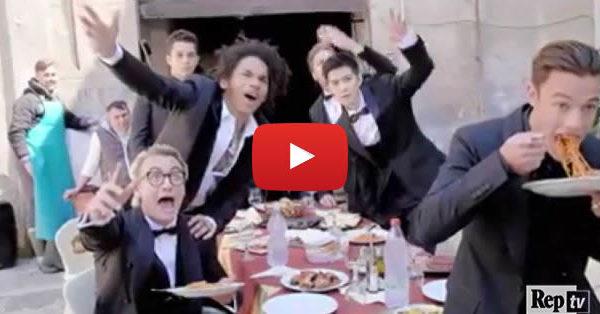 Palermo, Ecco il nuovo spot di Dolce&Gabbana tra le bancarelle del Capo |VIDEO