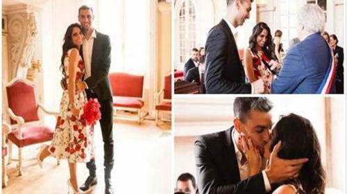 Javier Pastore e la palermitana Chiara Picone sono marito e moglie |LE FOTO