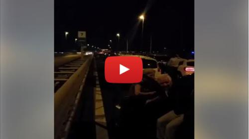 Palermo, incidente mortale sull'A29: automobilisti ancora bloccati da più di 5 ore in autostrada |IL VIDEO