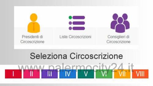 Elezioni Palermo 2017: Ecco qui i voti dalle 8 Circoscrizioni