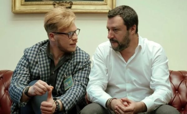 """La Vardera: """"Così ho ripreso i 15 incontri segreti sul voto di Palermo"""""""