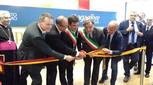 Apre la nuova area duty free dell'aeroporto di Palermo, il secondo più grande d'Italia