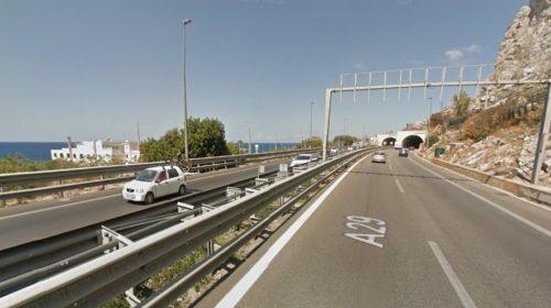 Palermo, incidente mortale sull'autostrada A29 nei pressi di Isola delle Femmine