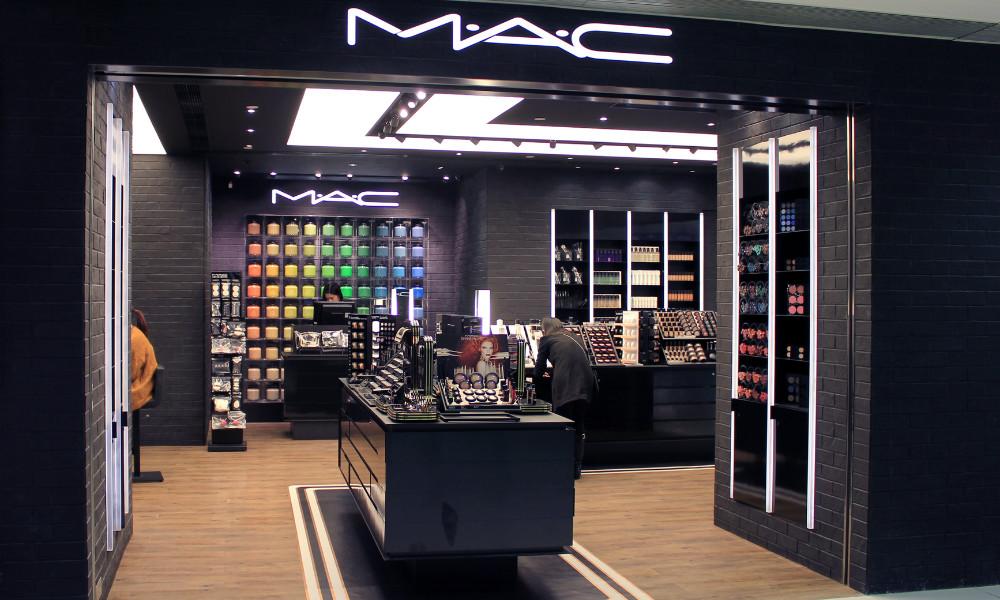 Palermo mac cosmetics apre nuovo store in via ruggero settimo for Negozi di arredamento palermo