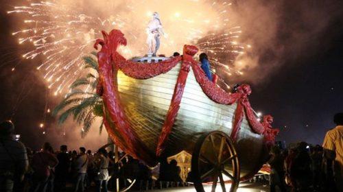 Palermo in festa: Ecco il programma per il 393esimo Festino di Santa Rosalia