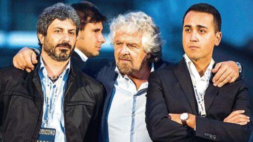 Grillo, Di Maio e Casaleggio domenica a Palermo per annunciare il candidato 5 stelle alla Presidenza della Regione
