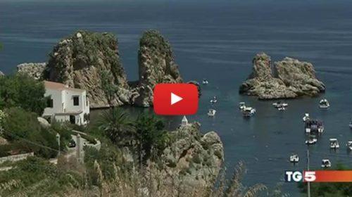 Il Servizio tra la riserva dello Zingaro e San Vito Lo Capo andato in onda al TG5 |GUARDA IL VIDEO