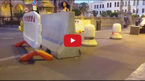 Nuove misure antiterrorismo anche a Palermo dopo Barcellona |IL VIDEO