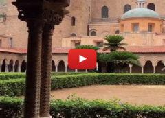 Il chiostro del Duomo di Monreale (PA) – Bellezza superlativa |IL VIDEO