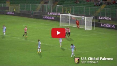 TimCup, Palermo – V.Francavilla: 5-0! I Gol e gli Highlights della partita |VIDEO