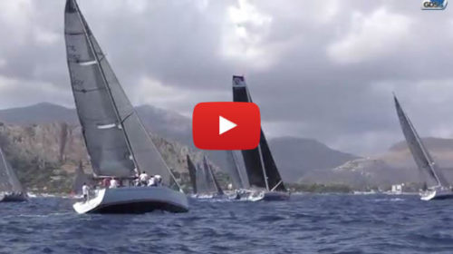 Partita da Mondello la regata Palermo-Montecarlo |IL VIDEO
