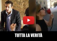 Una donna sola contro tutti i politici. Ecco cosa accadeva nei palazzi del potere |VIDEO