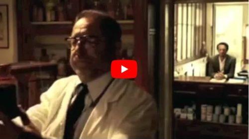 Film Baarìa – Burruano nella divertente scena in farmacia con Ficarra |VIDEO