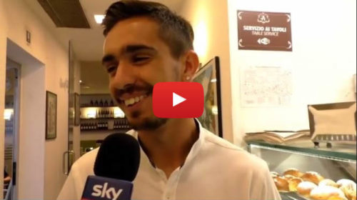 Palermo, il 10 rosanero Igor Coronado si racconta a Sky Sport |VIDEO