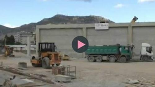 Palermo – Viale Regione, dalle ceneri dell'ex Salamone & Pullara nasce il nuovo Lidl |VIDEO