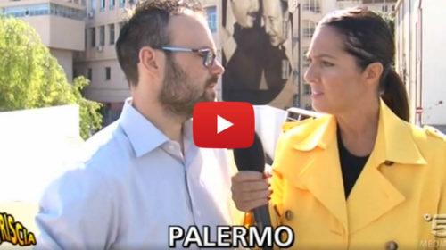 Ribellarsi al pizzo al Borgo Vecchio: La storia di Daniele Ventura raccontata a Striscia La Notizia |VIDEO
