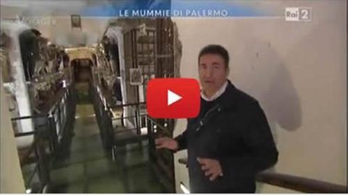 Le Catacombe di Palermo e i suoi misteri nello speciale di Voyager |IL VIDEO