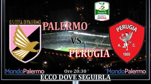 Palermo-Perugia: Ecco come seguirla in Tv e Streaming