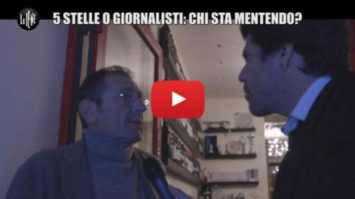 Le Iene – Ecco cosa è successo veramente tra Di Maio e i giornalisti in un ristorante di Palermo |VIDEO