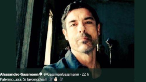 Ciak, si gira: Alessandro Gassman in città per il nuovo film di Andò
