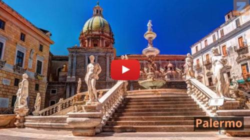 Pasqua 2018, Palermo tra le top 10 destinazioni da visitare in Europa 🎥 VIDEO