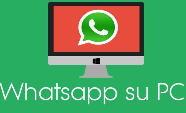 Rivoluzione WhatsApp: arriva la versione per Pc! Ecco come averla…