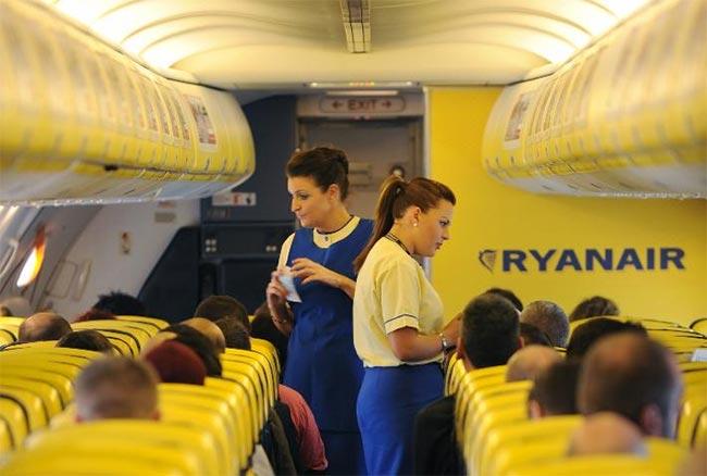 """""""Recruitment Days"""" a Palermo: nuove selezioni Ryanair"""