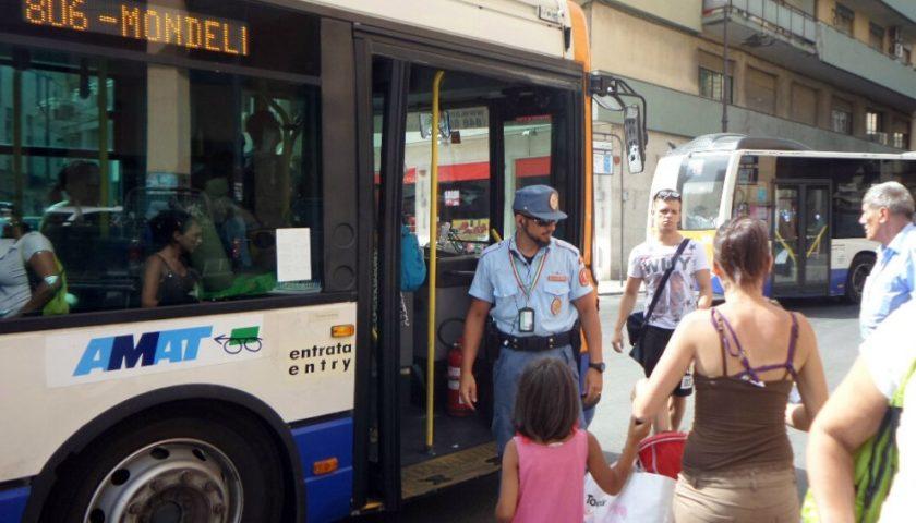Palermo, da oggi vigilantes armati sugli autobus diretti a Mondello  LE FOTO