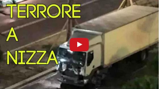 Attentato a Nizza: Tir e spari sulla folla, 80 morti. A zig zag per uccidere più persone |IL VIDEO